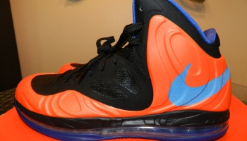 buy popular 24eb3 3f573 Video Nike Air Max Hyperposite Amare Stoudemire PE