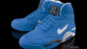 9545f69cd1 Nike Air Force 180 High White/Blue Emerald | Kicks Addict l The ...