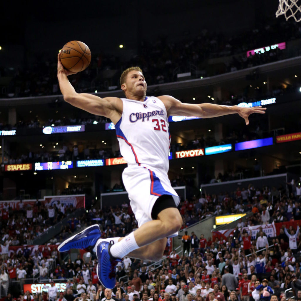 b6ebcdf88ca2 Blake Griffin To Sign With Jordan Brand