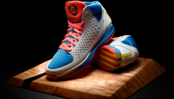 detailed look 04313 40291 Adidas D-Rose 3