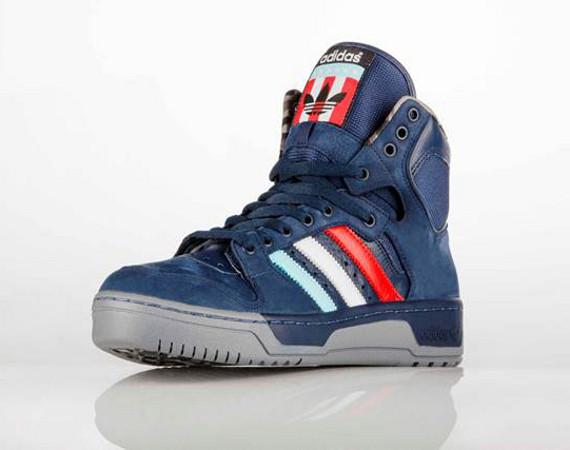 "huge selection of 13291 e121d Packer Shoes  adidas Originals ""Conductor"" Hi"