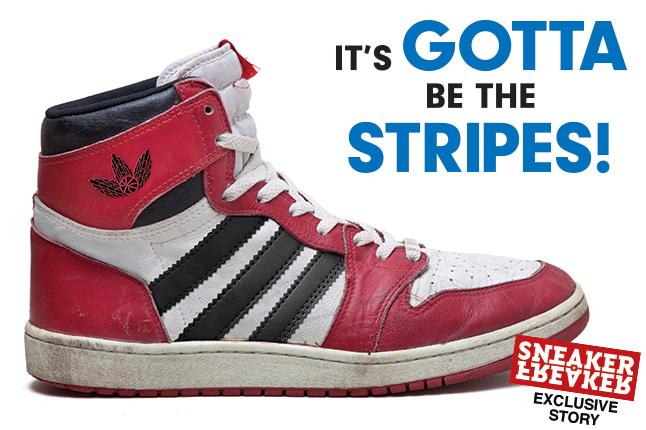 What If Michael Jordan Chose Adidas