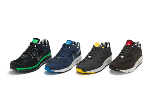 factory authentic 6fa24 48cdf Nike Air Max HomeTurf Series celebrates iconic inspiration from London,  Milan and Paris