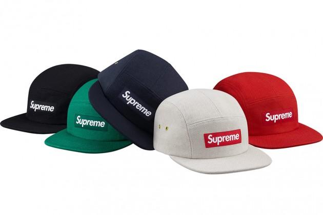 7189e44c849 Supreme Spring  Summer 2013 Camp Caps Collection