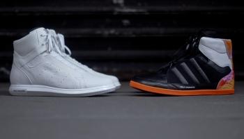 """b6cb6547ddf8d Adidas Y-3 """"Honja"""" High"""