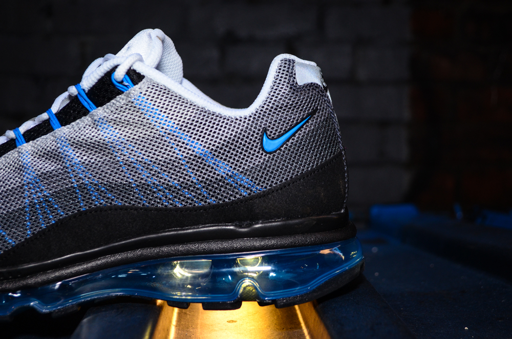 "Nike Air Max 95 Dynamic Flywire ""Photo Blue"" 