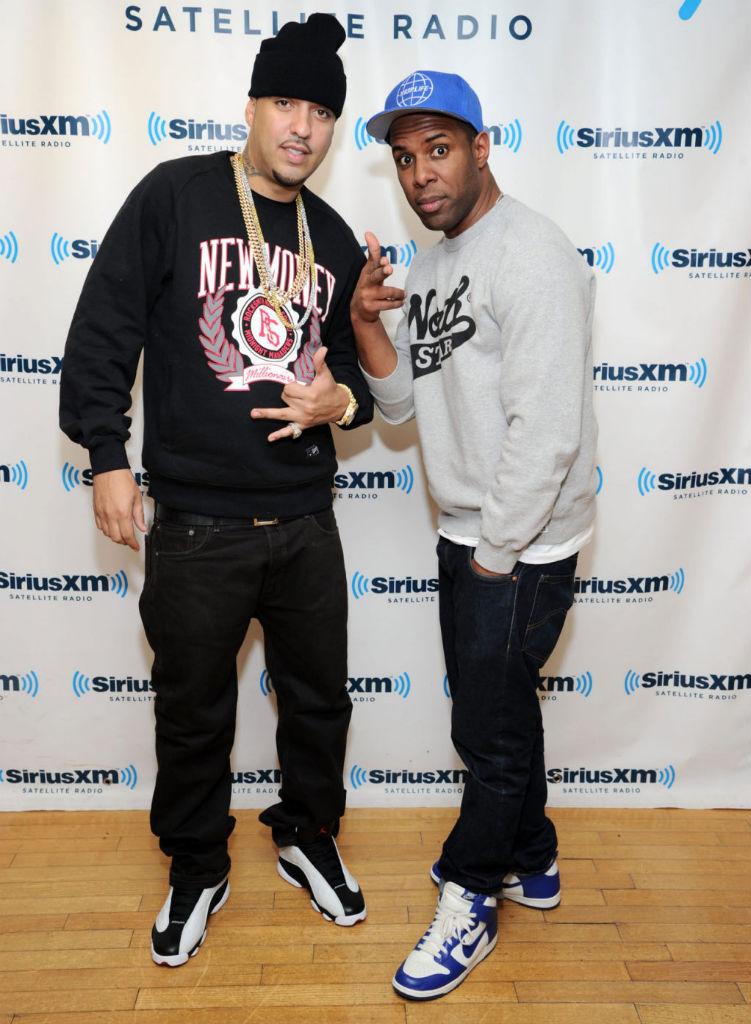 "Celebrity Sneaker Battle: Air Jordan XIII ""He Got Game"