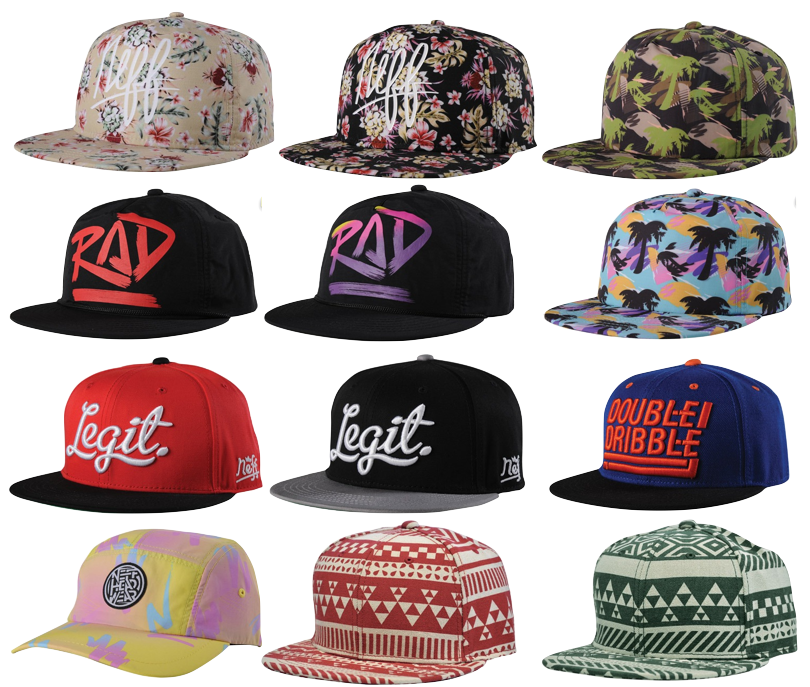 Neff Skate And Surf Snapbacks  49b187c640a