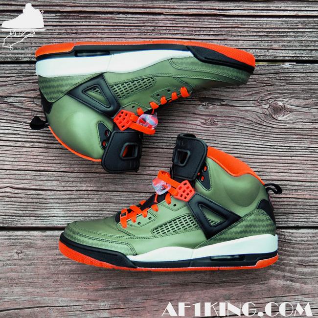 "ficción preparar sentido  Jordan Spizike ""UNDFTD"" Custom by @GourmetKic kz   Kicks Addict l The  Official Sneaker Head's Online Magazine & Blog"