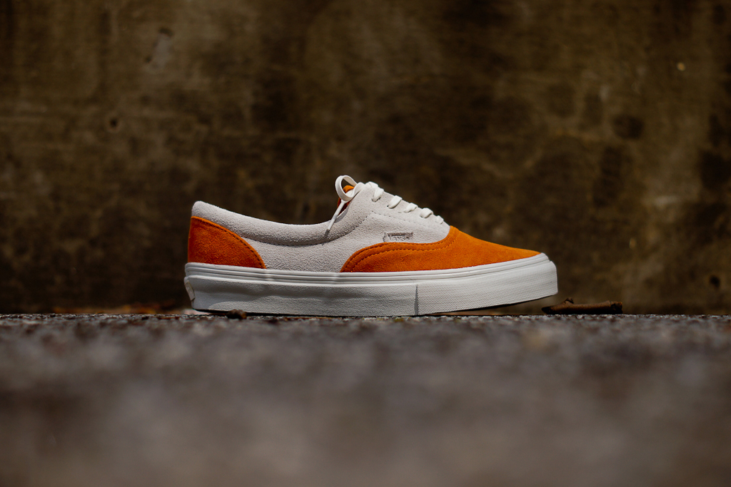 1e6dd63d97 The popular Vans Era ( 85 USD) is re-done with a soft two-tone suede upper  this spring