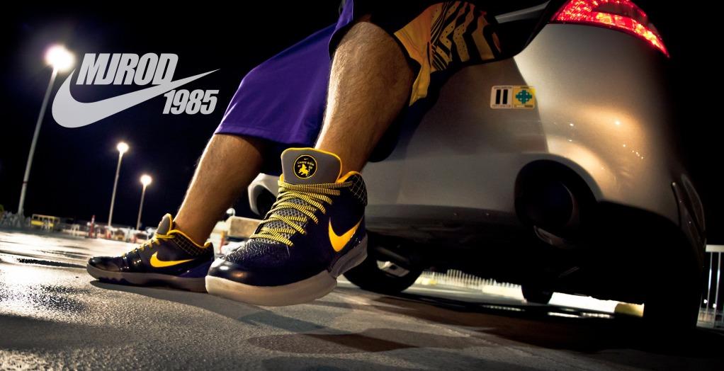 "fe6f012c8dec WDYWT  MjRod1985 Rockin The Nike Zoom Kobe IV ""Carpe Diem"""