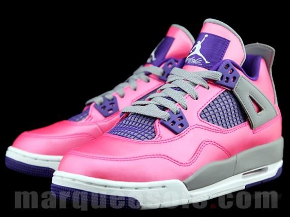 reputable site 9afd7 e11f7 kicksaddictair-jordan-4-gs-pink-purple-04-570x427air-jordan-4 -gs-pink-purple-03-570x427air-jordan-4-gs-pink-purple-05-570x427air-jordan-4-gs-pink-purple-06-  ...