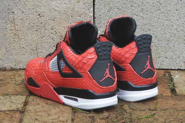 buy online 1483f dd00e kicksaddictair-jordan-iv-4-retro-fire-red-python-by-jbf-customs-07air-jordan -iv-4-retro-fire-red-python-by-jbf-customs-08air-jordan-iv-4-retro-fire-red-  ...