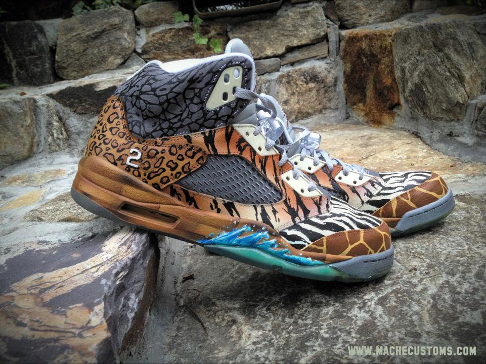 Jordan Shoe Edits