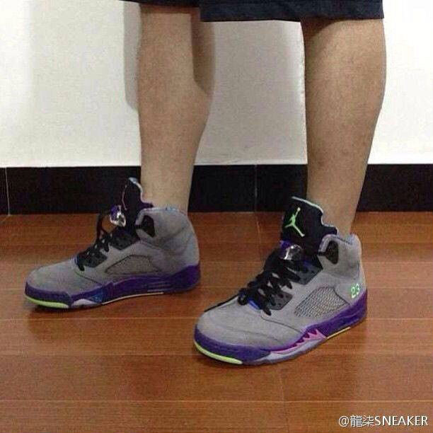"a527854b07cb72 Sneak Peek  Air Jordan 5 Retro ""Fresh Prince of Bel-Air"""