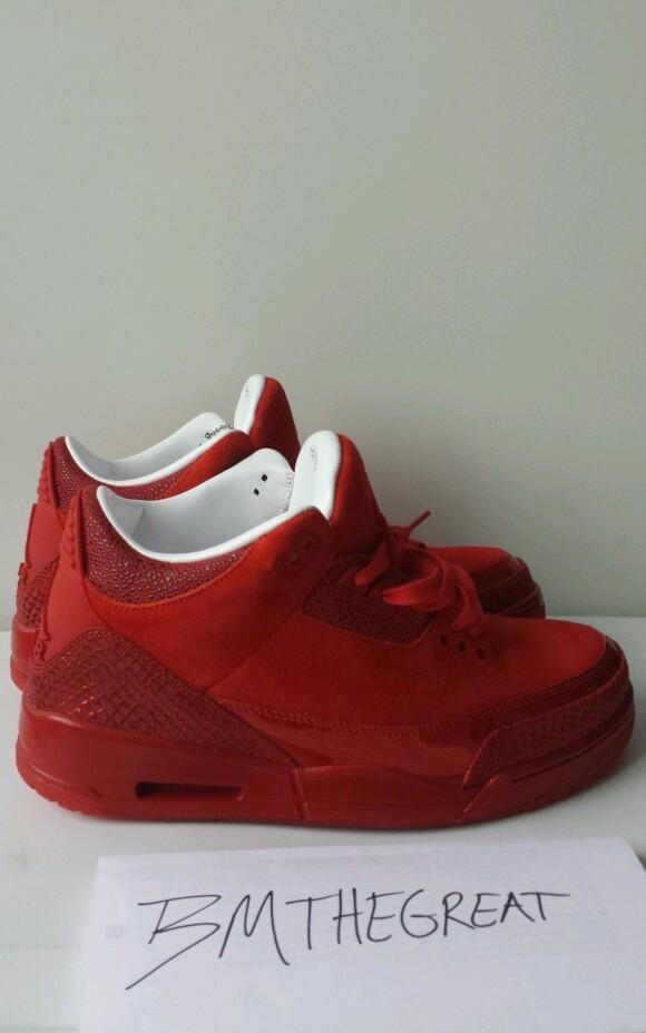 """d8a00e4f95ed Nike Air Jordan 3 Retro """"Legends Of Summer    Red October"""""""
