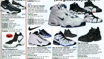 2a007507be6b Memory Lane  Air Jordan XII and Nike Basketball 1998 By  Eastbay ...