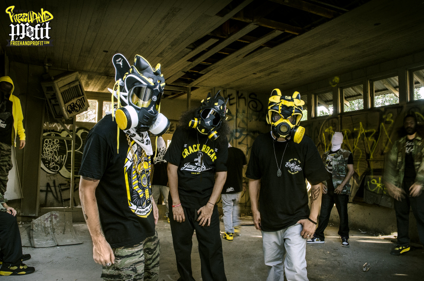 """Wu Tang Clan tribute Sneaker Masks by Freehand Profit. """" e1d1af9d1"""