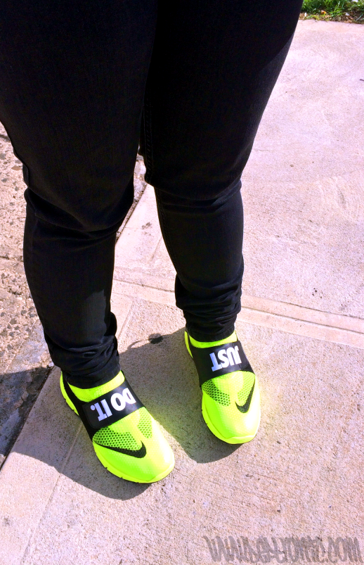 separation shoes 2cc13 0812e WDYWT – Shout out to Ms. Deftronic Rockin The Nike Lunar Fly 306
