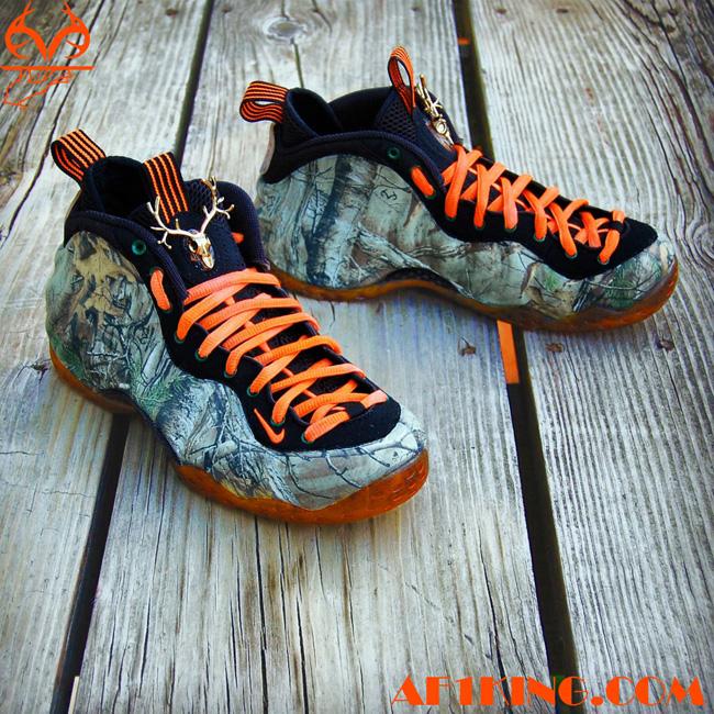 Foamposite Nike Id