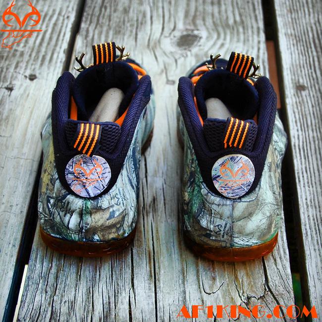 "Nike Air Foamposite One ""RealTree Camo"" Custom By  GourmetKickz ... c0a22614d"