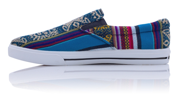 5. Slip On - Bluebird (Left