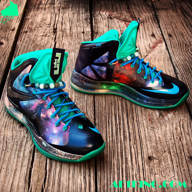 official photos 94296 6c87c KingoftheCosmos-7-650T. With the LeBron XI upon ...
