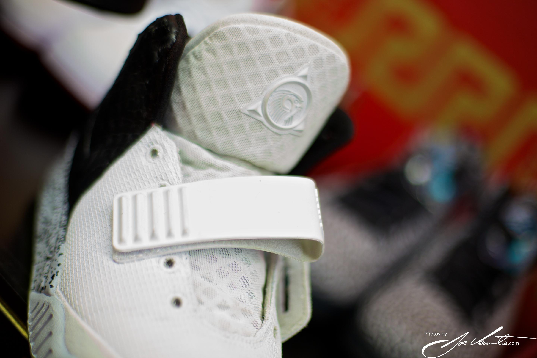 "c3a6931be3ff Nike Air Yeezy 2 ""Oreo"" Customs by El Cappy (  EricMafuknLowry ..."