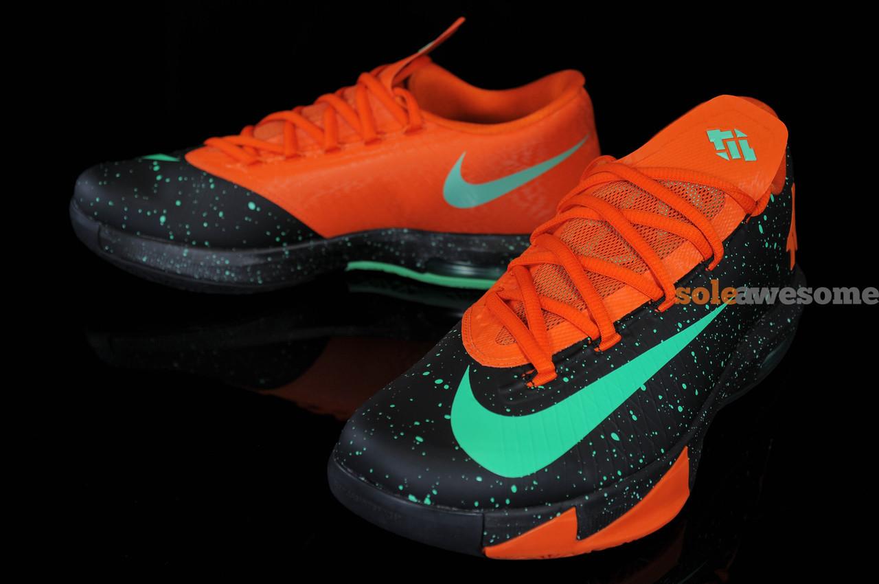 """4a27f4b358d3 Nike KD VI """"Mint Speckle"""""""