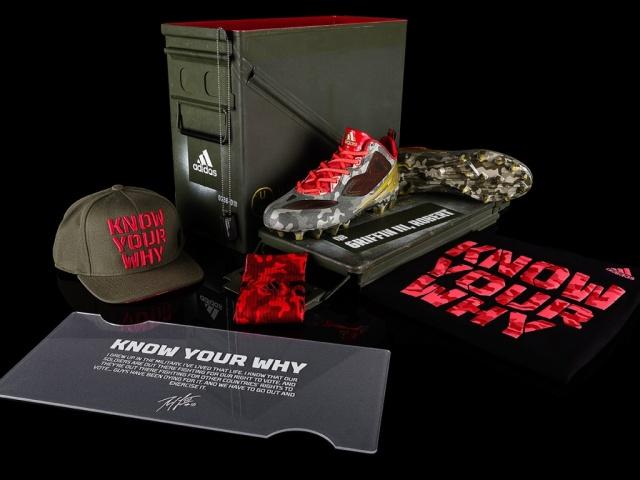 adidas RGIII Signature Cleat Gift Box_1