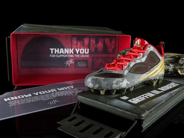 adidas RGIII Signature Cleat Gift Box_2