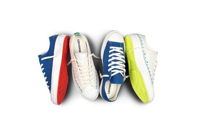 Converse x Union Chuck Taylor All Star Collection