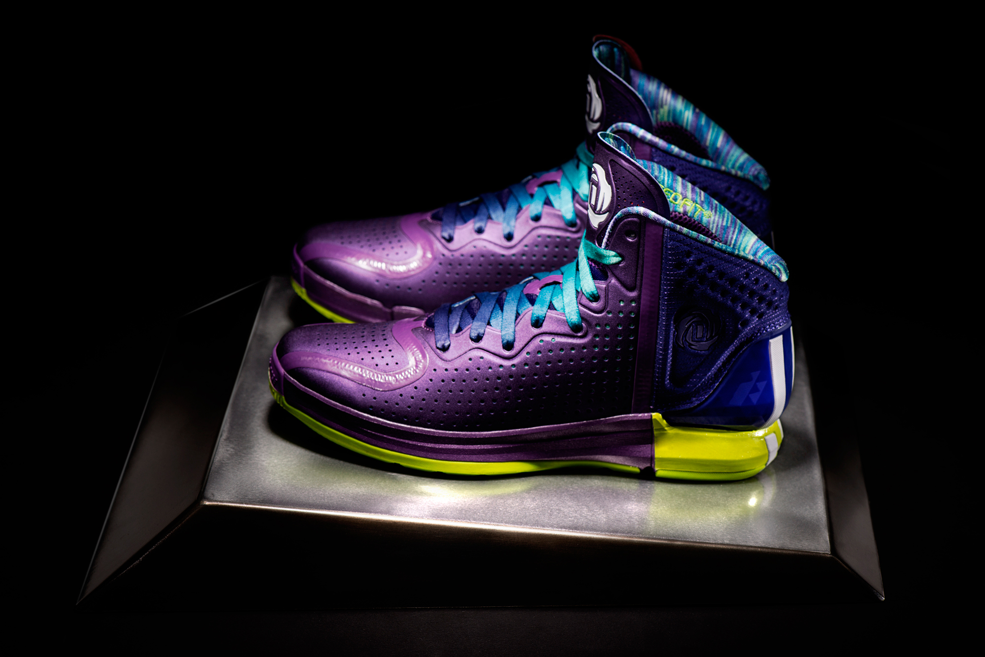 "651cd3086bfb adidas D Rose 4 ""Chicago Nightfall"""