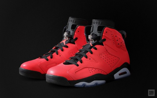 Valentines Day Jordans 2014 Red