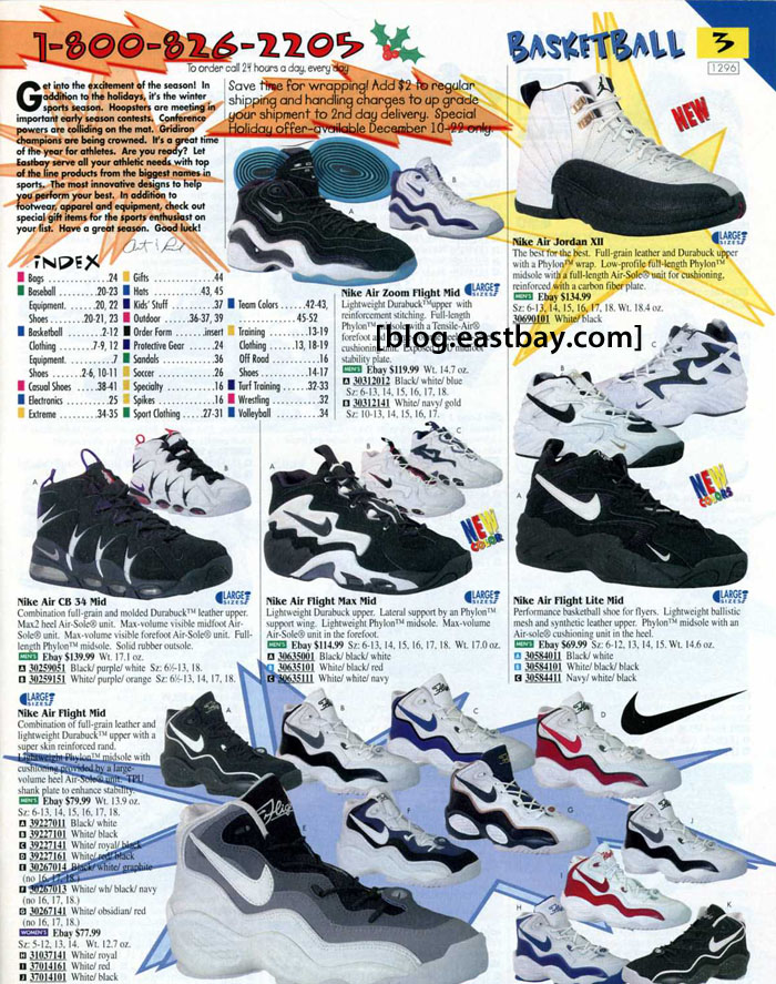 484b84d34b1a Memory Lane    Air Jordan 12  Taxi  December 1996 By  Eastbay ...