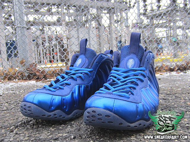 "2d2c71a941dcb Nike Air Foamposite One ""Mega Man"" Custom By  Fettidbiasi"