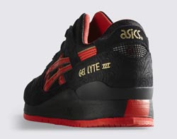 H460N_9090_GEL-LYTE III BLACK - BLACK rear