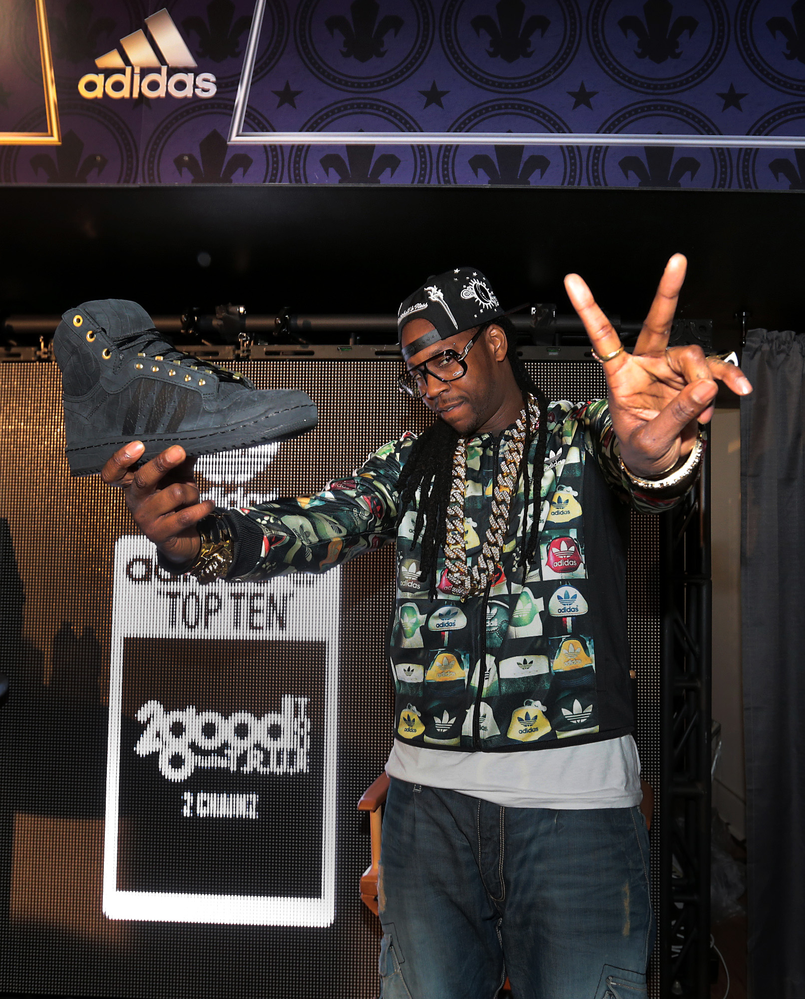 watch f211d 6aa2e ... 2014 adidas in the Quarter 2014 adidas in the Quarter. 2 Chainz ...