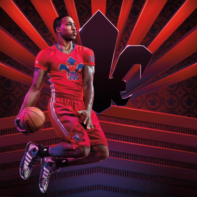 adidas NBA All-Star Dwight Howard 1