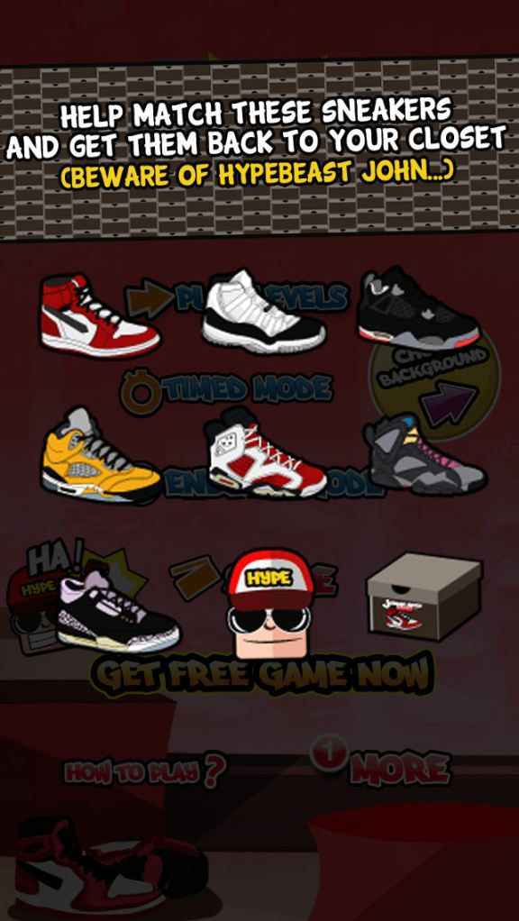 Sneaker Match Mania - Jordan Edition - 04 (iOS)