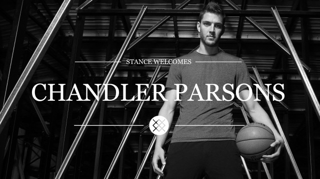Chandler Parsons Stance