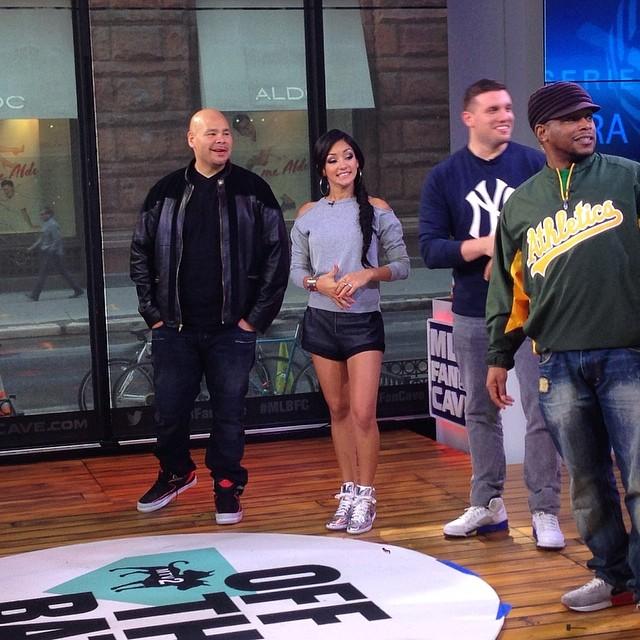 Celebrity Kicks Sightings  Fat Joe Rockin The Air Jordan 2 Cement ... 50fd0c4f0a