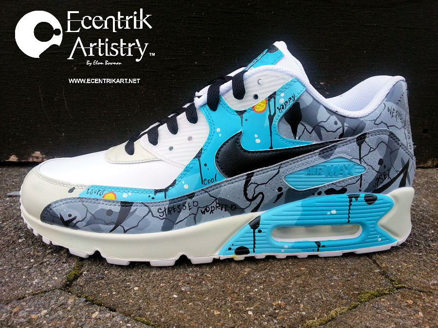 design nike trainers