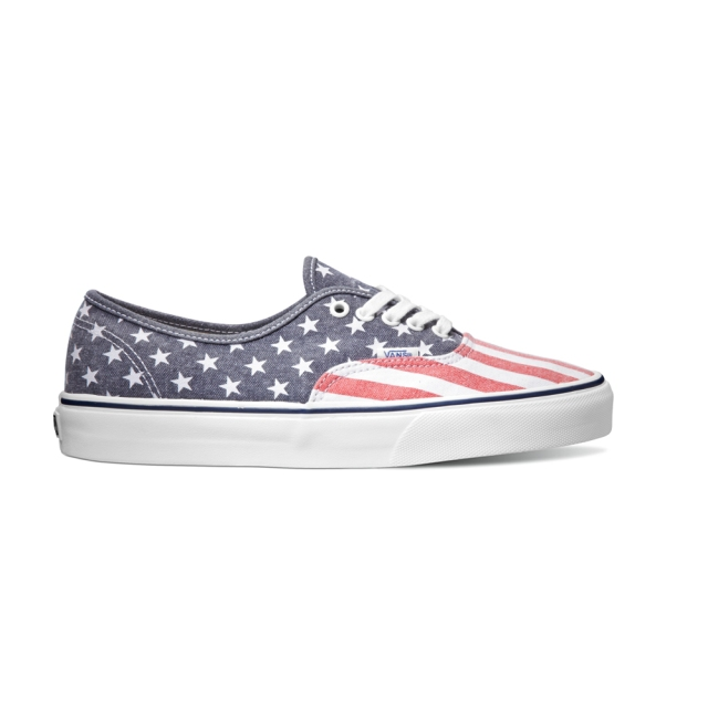 Vans-Classics_Authentic_Van-Doren_Stars-and-Stripes_Spring-2014