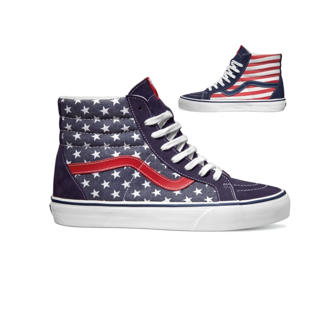 Vans-Classics_Sk8-Hi-Reissue_Stars-and-Stripes_Spring-2014